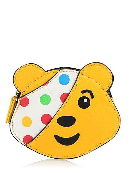 children   pudsey bear coin purse kids george