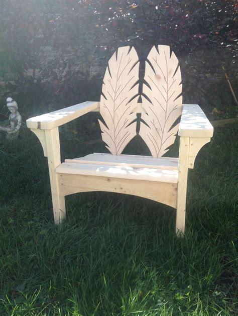 feather muskoka adirondack chair em  cadeiras