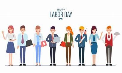 Labor Working International Teamwork Vector Premium Background