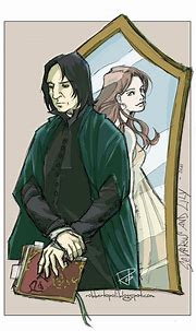 Severus And Lily by Robbertopoli on DeviantArt