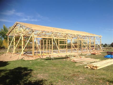 Pole Barn Roofing by Pole Building Moratorium