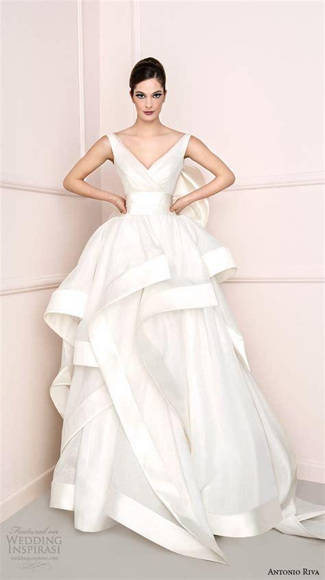 wedding dress for antonio riva 2016 wedding dresses wedding inspirasi