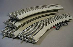 Lionel Fastrack 8 Curves 036 Standard Train Circle