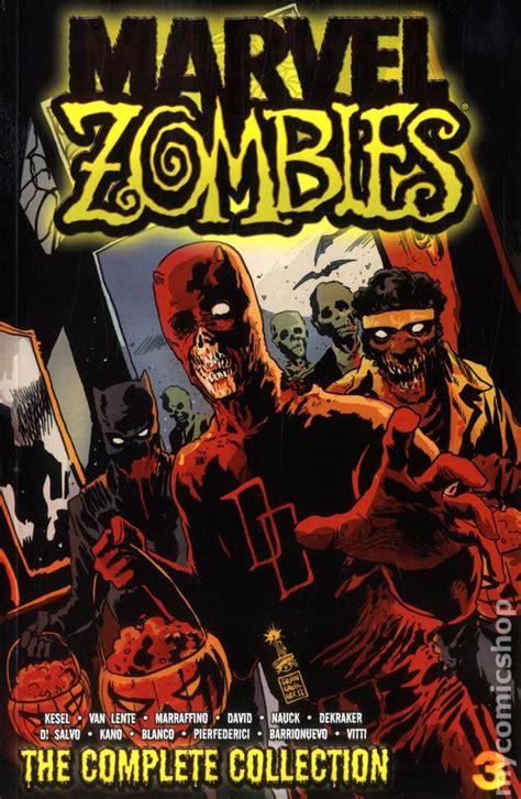 marvel zombies tpb   marvel  complete