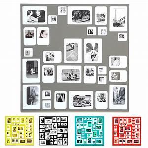 Pele Mele Photo Original : cadre photo design p le m le m30 ~ Dode.kayakingforconservation.com Idées de Décoration