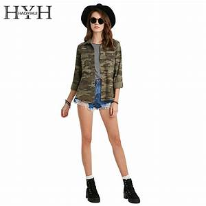 HYH HAOYIHUI 2017 Brand New Spring&Summer Casual Fashion ...
