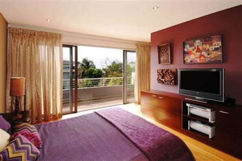 Purple And Brown Bedroom by Best Purple Bedrooms Ideas Walsall Home And Garden