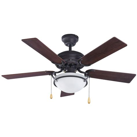 ceiling fan requirements shop canarm 42 in oil rubbed bronze downrod mount indoor