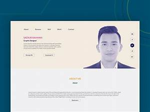 Portfolio Resume You Can Start Using This Freebie As A
