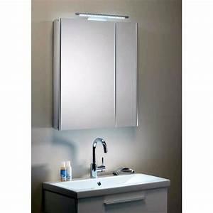 Roper rhodes ascension refine slimline split door cabinet for Bathroom caninets