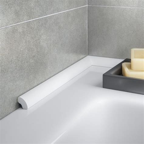 vinyl kitchen backsplash tile trims aluminium plastic tile trims