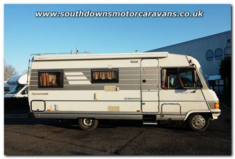 used for sale southdowns used hymer b644 motorhome for trade sale only