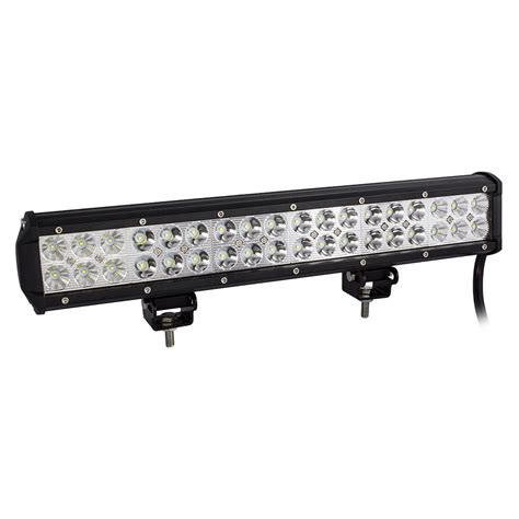 18 quot inch 108w led work light bar for tractor boat road