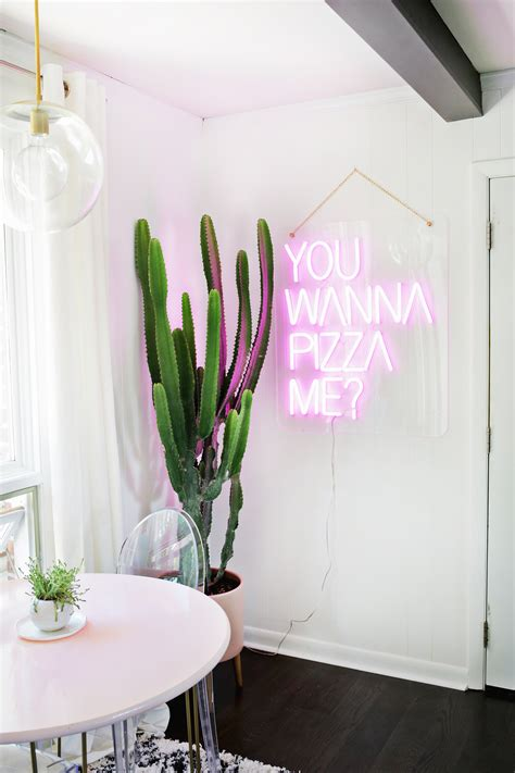 Neon Lights For Rooms by Daring Home Decor Neon Lights For Every Room