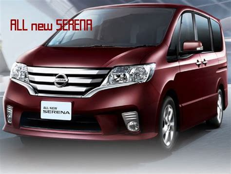 Nissan Serena Backgrounds by All New Nissan Serena 2013 Launched And Favorited Simpen