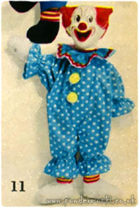 Creepy Catalogue Clowns [1960?s 1980?s] ? Retro Musings
