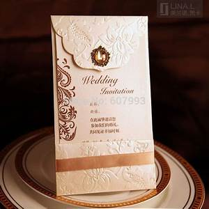 Classical luxury crystal wedding invitation cards for Luxury wedding invitations dubai