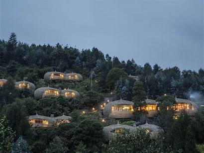 Rwanda Lodge Bisate Tourism Africa Mu Tour