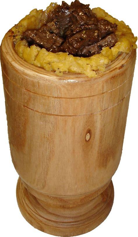 pilon cuisine mofongo en pilon dominicana