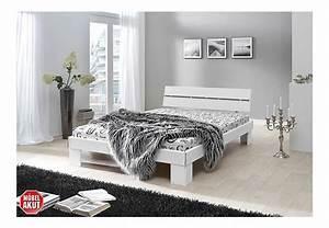Bett 140x200 Inkl Lattenrost Matratze : bett flow schwarz inkl matratze und rollrost 140x200 cm ~ Bigdaddyawards.com Haus und Dekorationen