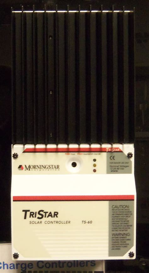 Tristar 45 MPPT Charge Controller - e Marine Systems