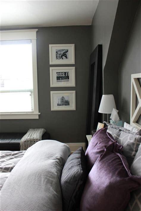 chambre gris et violet 8 idées peinture pour une chambre d 39 adulte avec du violet