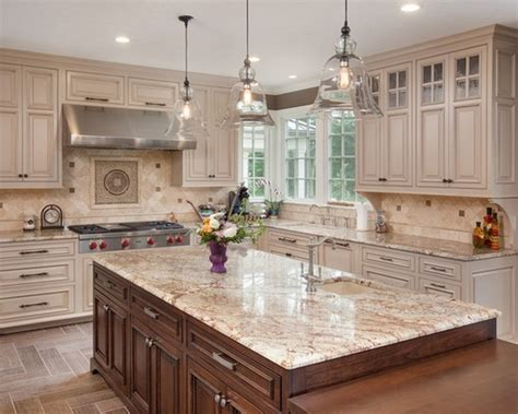 typhoon bordeaux granite countertops  kitchen