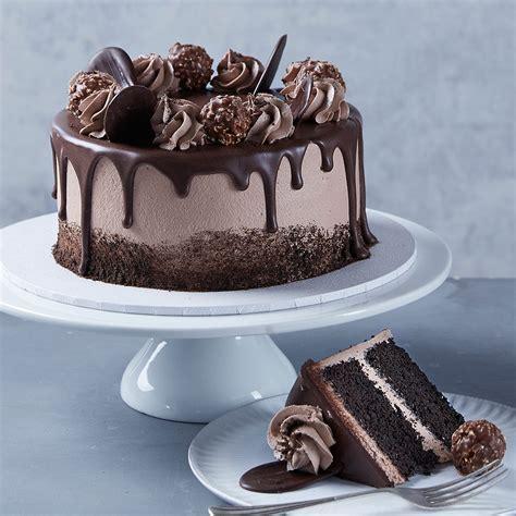 death  chocolate drip cake