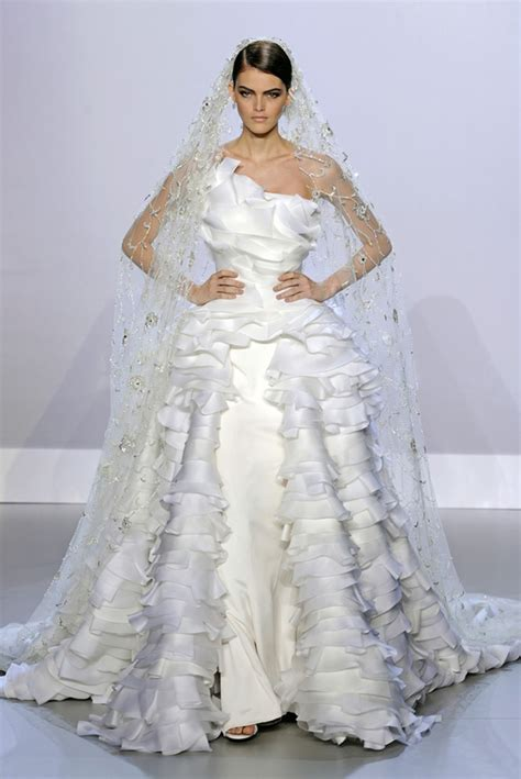 haute couture wedding dresses for spring 2014 ralph russo