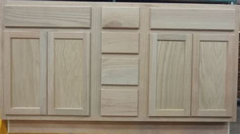 unfinished drawers  sink base vanity bathroom cabinet