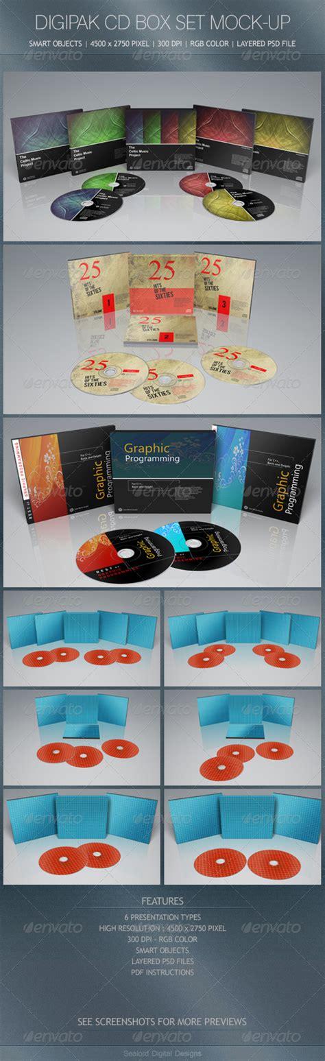 digipack box template digipak cd box set mock up box sets and mockup