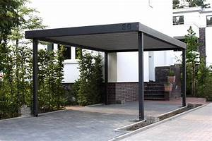 Modern Steel Carports To Protect Your Car Against Rain And