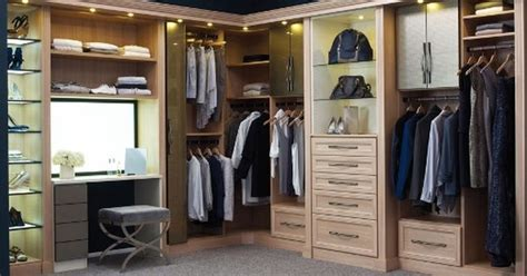 Closets On Pinterest by Walk In Closet With A Makeup Station Ideas Vanity In