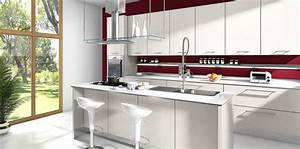 light grey rta modern kitchen cabinets 1805