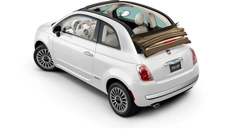 Category H : Fiat 500 Cabrio or similar