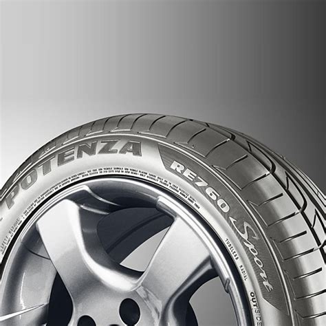 » Pneu Bridgestone Potenza Re050 A 22550 R16 92v Run Flat