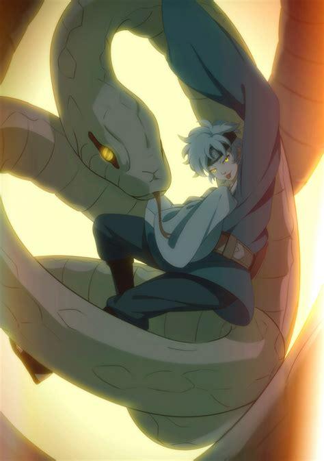 mitsuki naruto boruto zerochan anime image board