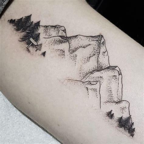 mountains ink inspiration tattoos mountain