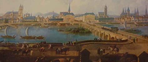 pont des temps moderne histoire de tours et de la touraine
