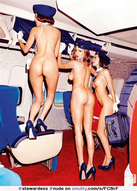 Stewardess Nude Vintage