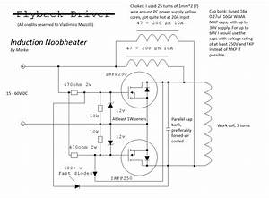 500w Royer Induction Heater