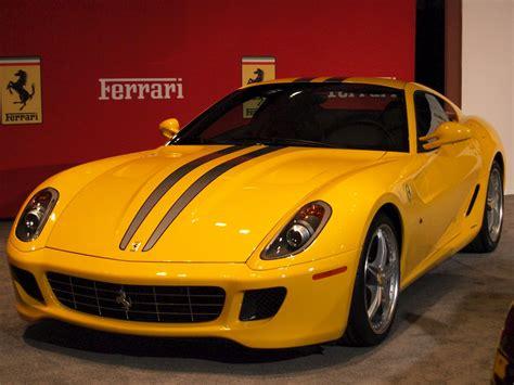 The ferrari 599 gtb fiorano, in fact, sets a new benchmark of excellence in the sports car world. 2011 Ferrari 599 GTB Fiorano Base 2dr Coupe 6-spd manual w/OD