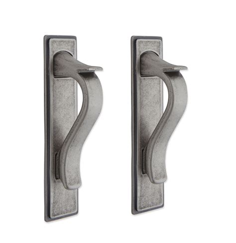 B Q Kitchen Cupboard Handles by It Kitchens Antique Pewter Effect D Shaped Cabinet Handle