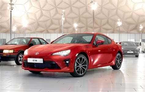 toyota car gt86 history of toyota sports cars toyota uk