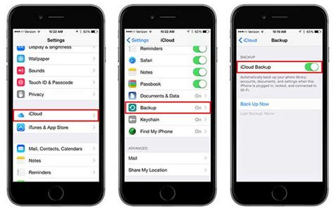 where do i go to backup my iphone iphone backup how to backup iphone before upgrading to ios9