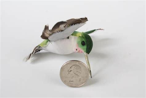 artificial mushroom hummingbirds artificial birds and