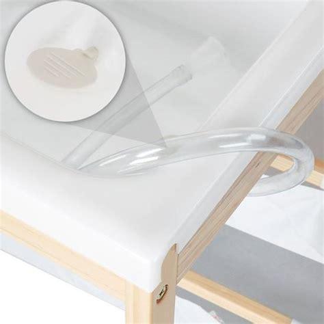 table a langer pratique table 224 langer pratique avec baignoire et rangement