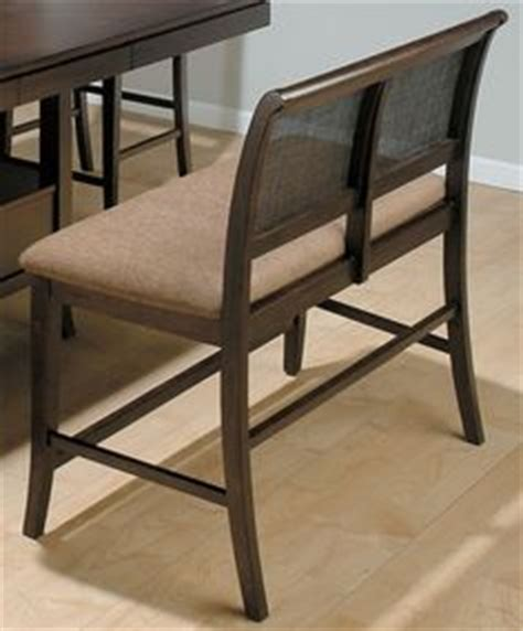 Counter Height Settee by 1000 Images About Dining Room Seating Ideas On