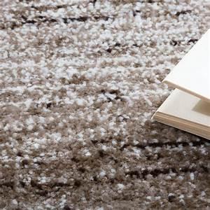 Teppich Bettumrandung 3 Teilig : bettumrandung l uferset designer teppich modern kurzflor karo meliert braun 3tlg teppiche ~ Bigdaddyawards.com Haus und Dekorationen