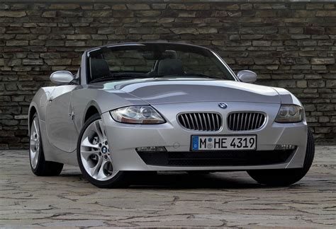 Bmw Z4 Roadster Review (2003